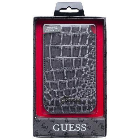 Ik denk dat Croco Cover Universal Grey Croco Universal Grey Croco Guess iPhone 5 5S SE - 2