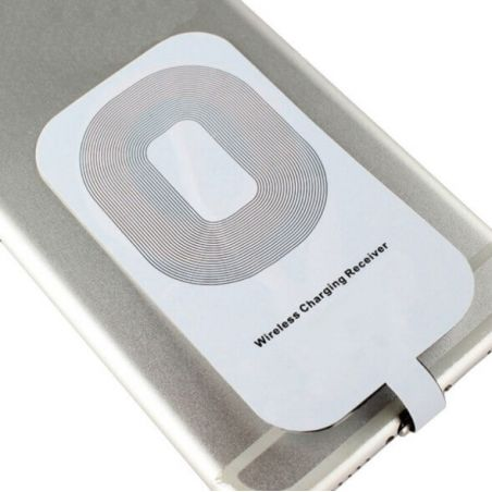 Wireless transmitter for iPhone 5/5S/5C 6/6S 6/6S 6/6S Plus 7/7Plus charging  Chargers - Powerbanks - Cables iPhone 5 - 1