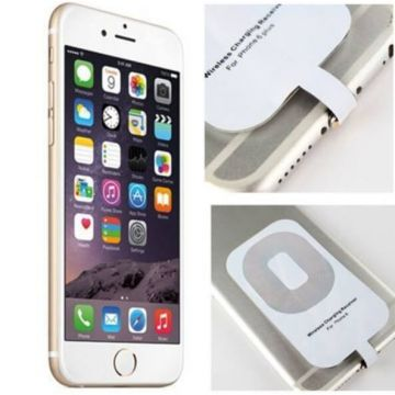 Wireless transmitter for iPhone 5/5S/5C 6/6S 6/6S 6/6S Plus 7/7Plus charging  Chargers - Powerbanks - Cables iPhone 5 - 2