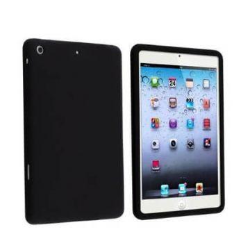 Achat Coque silicone souple noire iPad Mini COQPM-025