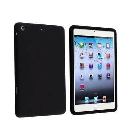 Soft TPU Smart Case Black iPad Mini  Covers et Cases iPad Mini - 12