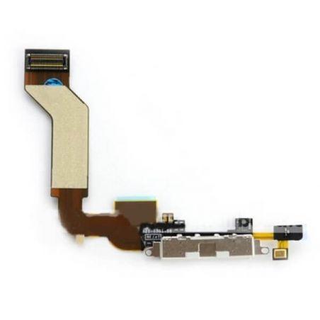 Oplaad Dock-aansluiting IPhone 4S Wit