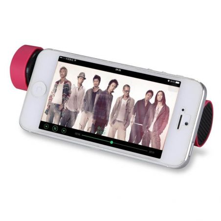 3 in 1 externer Akku - Lautsprecher, Stativ und Netzteil  Ladegeräte - Batterien externe - Kabel iPhone 5 - 11