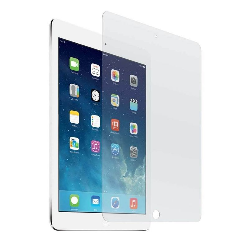 Tempered glass screenprotector Premium iPad Air  Beschermende films iPad Air - 1