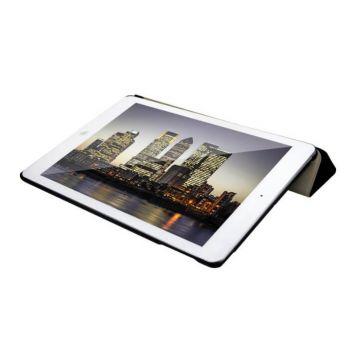 Zwarte Smart Cover Case Nieuwe iPad (iPad 3)  Dekkingen et Scheepsrompen iPad 2 - 2