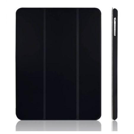 Zwarte Smart Cover Case Nieuwe iPad (iPad 3)  Dekkingen et Scheepsrompen iPad 2 - 3