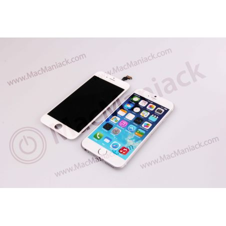 Achat Kit Ecran NOIR iPhone 6 (Compatible) + outils KR-IPH6G-087