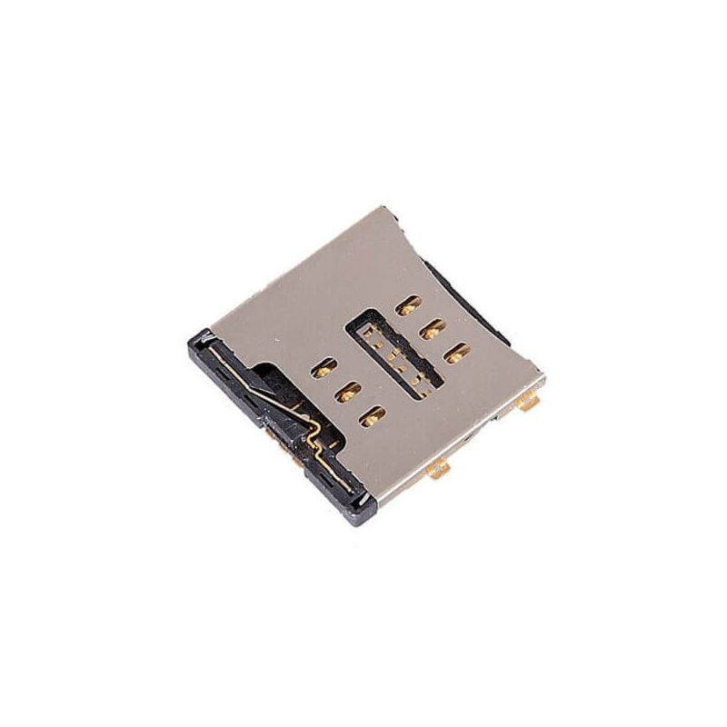 SIM connector for iPhone 5C
