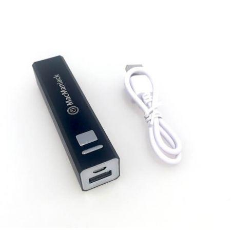 Achat Batterie externe Power Bank MacManiack 2200 mAh CHA00-288