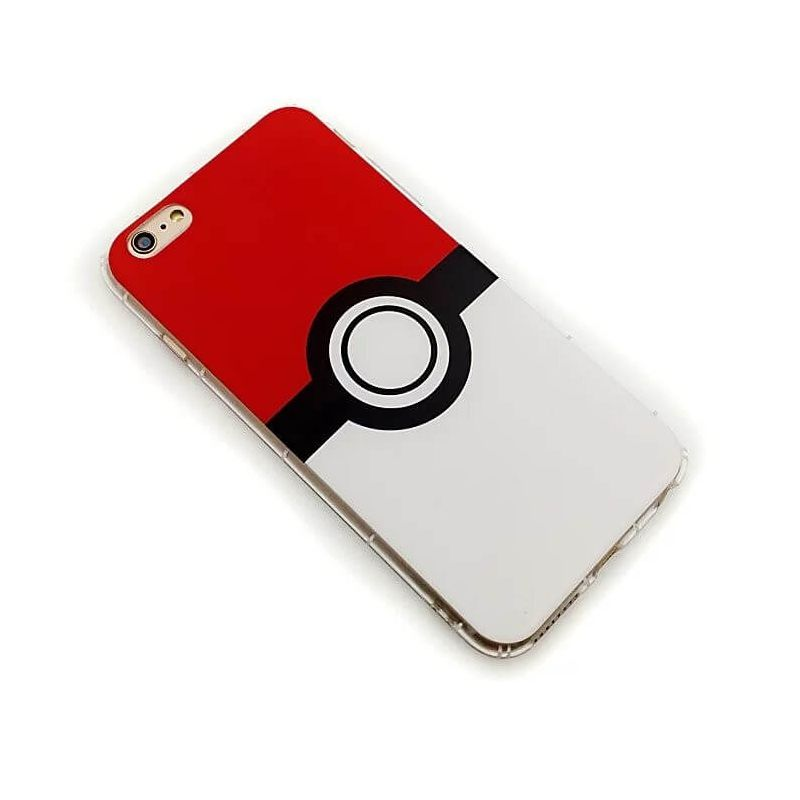 Buy Pokemon Go Pokeball iPhone 6/6S Case - Accueil - MacManiack England