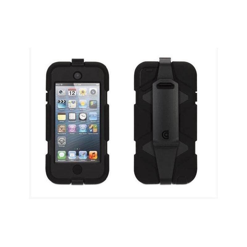 Indestructible Survivor Case for Ipod Touch 5