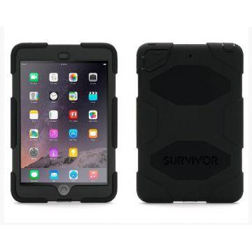 Unzerstörbare Überlebende Tasche Schwarz für iPad Air