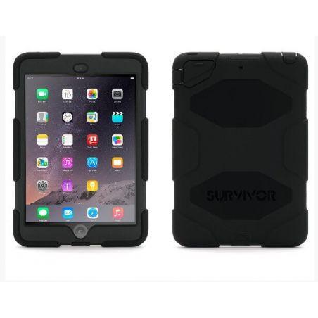 Achat Coque indestructible Survivor noire iPad Mini COQPM-016X