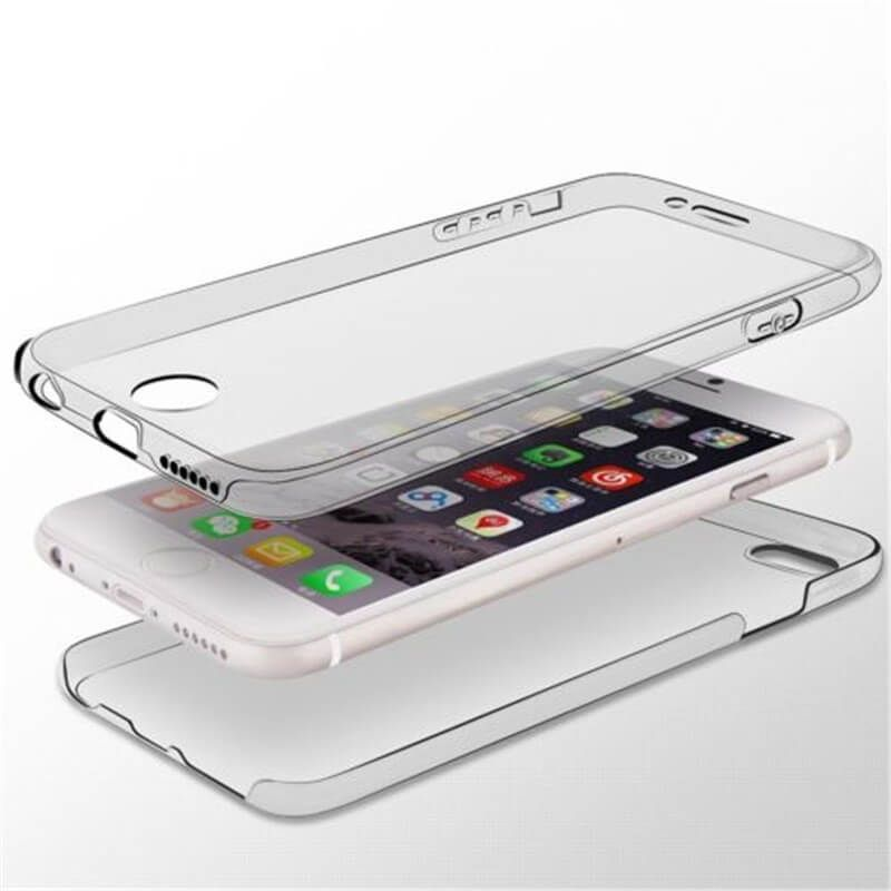 360° Clear Soft Case iPhone 6/6S
