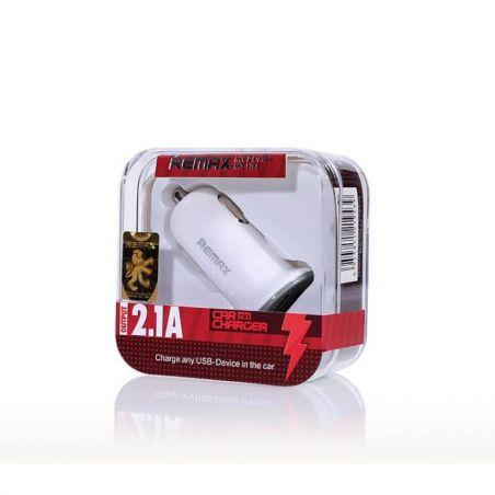 Achat Mini chargeur Allume-cigare Double USB Remax