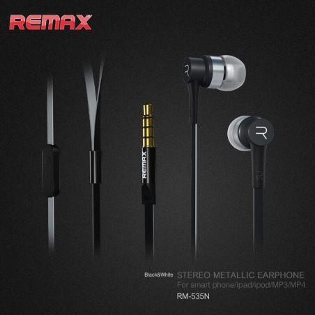 Remax intra-auriculaire koptelefoon Remax