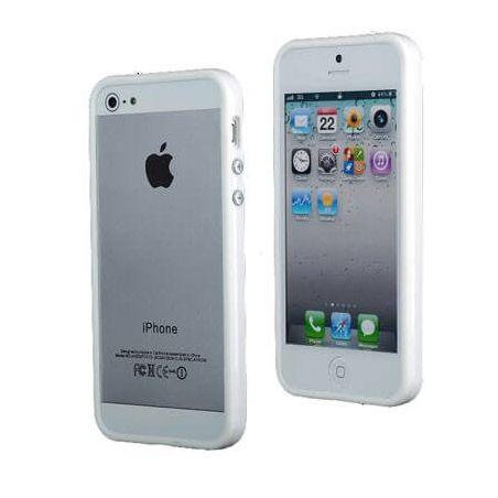 Bumper - Contour TPU White IPhone 5