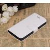 Portfolio Stand Case White iPhone 5/5S/SE