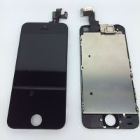 Complete screen kit assembled BLACK iPhone SE (Original Quality) + tools  Screens - LCD iPhone SE - 4