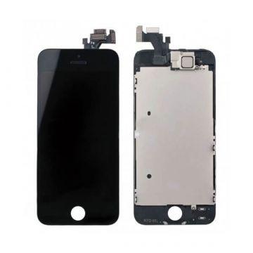 Original Kompletts und Bildschirm iPhone 5 Schwarz