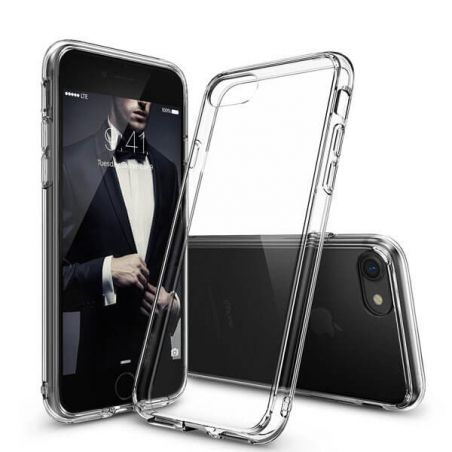 360° Clear Supple Case iPhone 7
