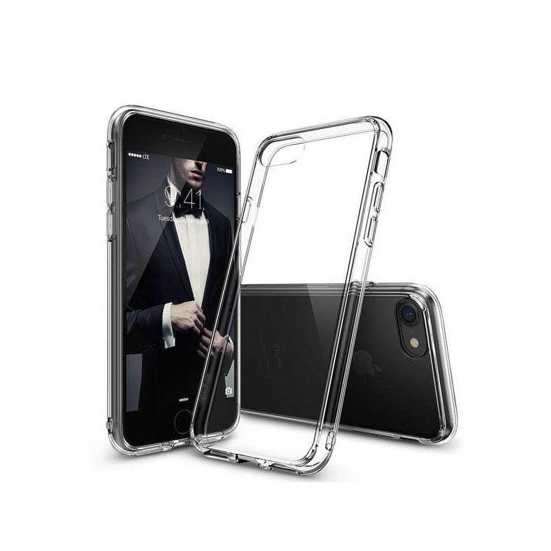 Coque souple 360° transparente iPhone 7 Plus / iPhone 8 Plus