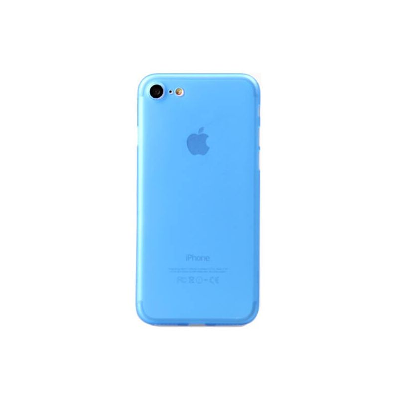Ultra thin 0,3mm transparent case iPhone 7 / iPhone 8