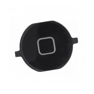 Home iPhone 4 4 4 4S Button Zwart