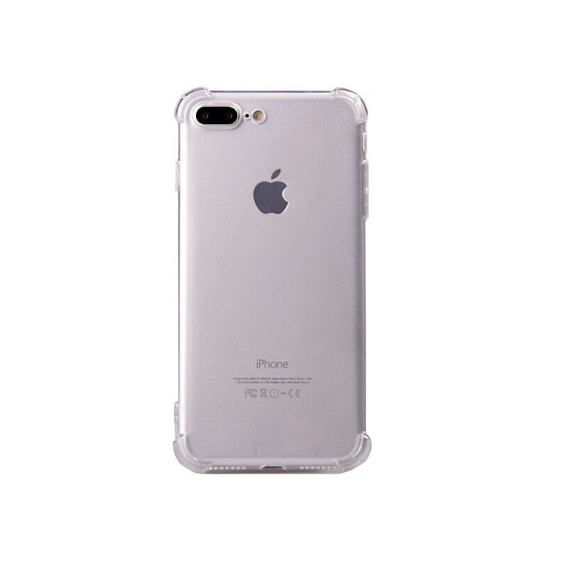 Achat Coque anti-choc crystal clear iPhone 7 / iPhone 8 / iPhone SE 2 - Housses et coques iPhone 7 - MacManiack