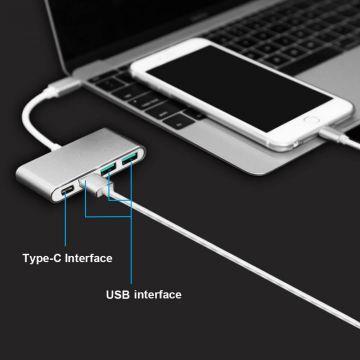 Achat Multi-ports USB-C/USB 2/3 vers USB-C ACC00-104