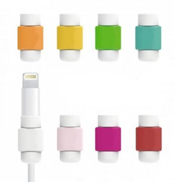 Color protection for lightning cable