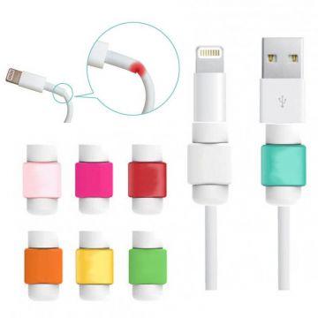 Achat Protection couleur pour câble lightning