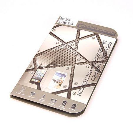 Achat Film protection avant 0,26mm en verre trempé iPhone 8 / iPhone 7 / iPhone 6S / iPhone 6 IPH7G-067