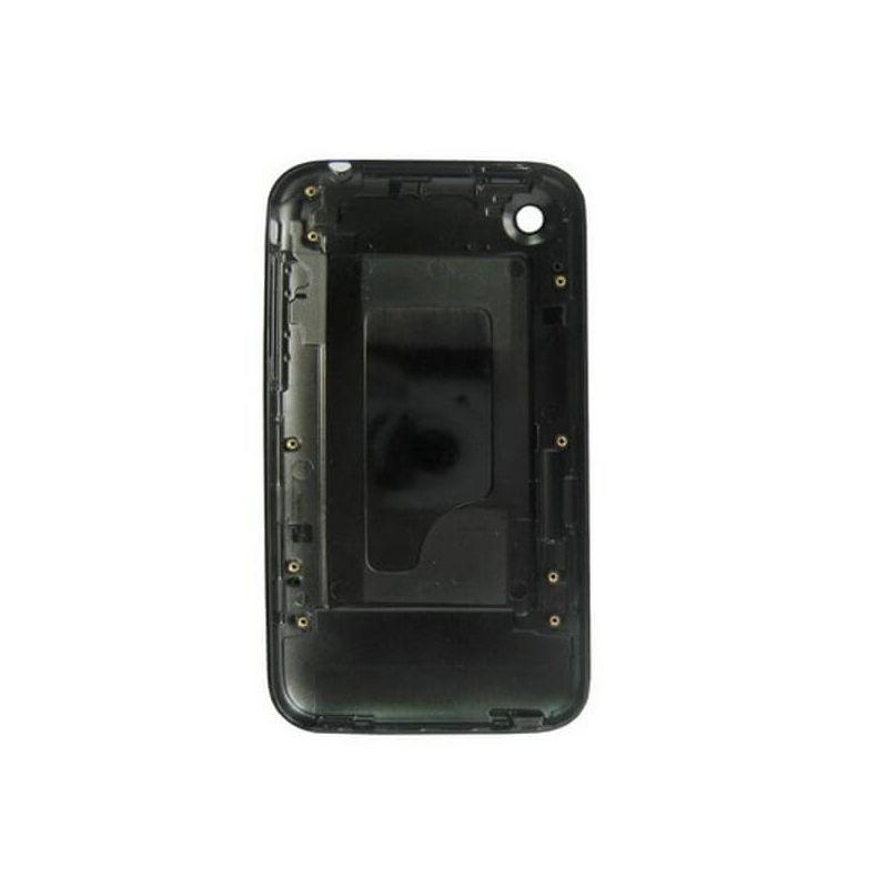 Achat Coque arrière de remplacement neutre iPhone 3G / 3GS Noir IPH3G-008X