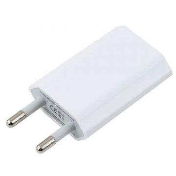 Achat Pack blanc 2 en 1 MFI cable lightning + chargeur secteur agréé CE CHA00-142