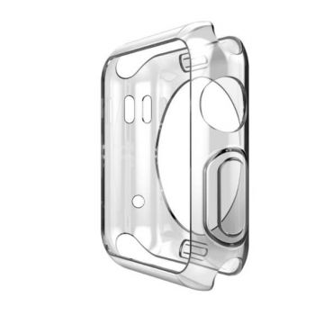 TPU Hoco Clear Case Apple Watch 42mm (Series 2) Hoco Covers et Cases Apple Watch (Serie 2) 42mm - 3