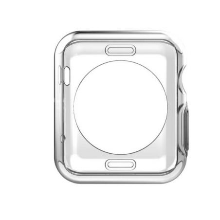 TPU Hoco Clear Case Apple Watch 42mm (Series 2) Hoco Covers et Cases Apple Watch (Serie 2) 42mm - 4