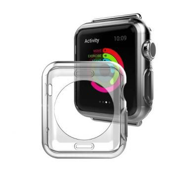 TPU Hoco Clear Case Apple Watch 42mm (Series 2) Hoco Covers et Cases Apple Watch (Serie 2) 42mm - 6