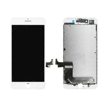 iPhone 7 Plus scherm wit - eerste kwaliteit - iPhone hersteld