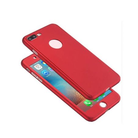 Cover 360° with tempered glass for iPhone 7