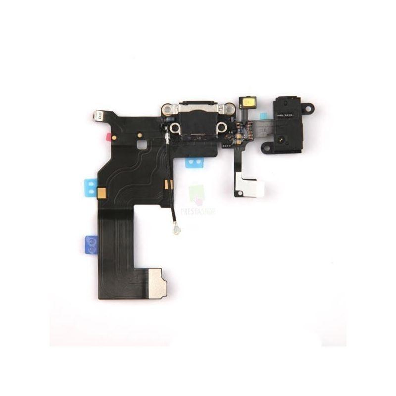 Dock Charging connector IPhone 4 Black