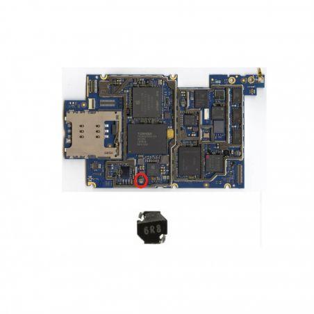 Hintergrundbeleuchtungsspule 6R8 iPhone 3GS