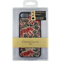 Esdoorn Houten Geval Christelijk Lacroix iPhone 7 iPhone 8 van het geval Christelijke Lacroix