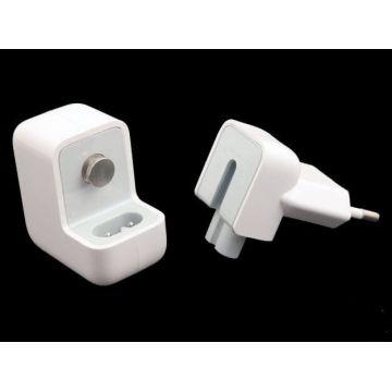 Achat Chargeur secteur MAISON pour iPad 1,2 et 3 - 5,1V et 2,1 A et 12W BLANC CHAPA-001