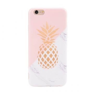 Achat Coque TPU Marbre-Ananas pour iPhone 6 / iPhone 6S - Housses ...