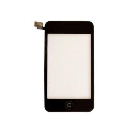 Achat Vitre tactile écran iPod Touch + chassis assemblé + nappe et bouton home iPod Touch 2 PODT2-013