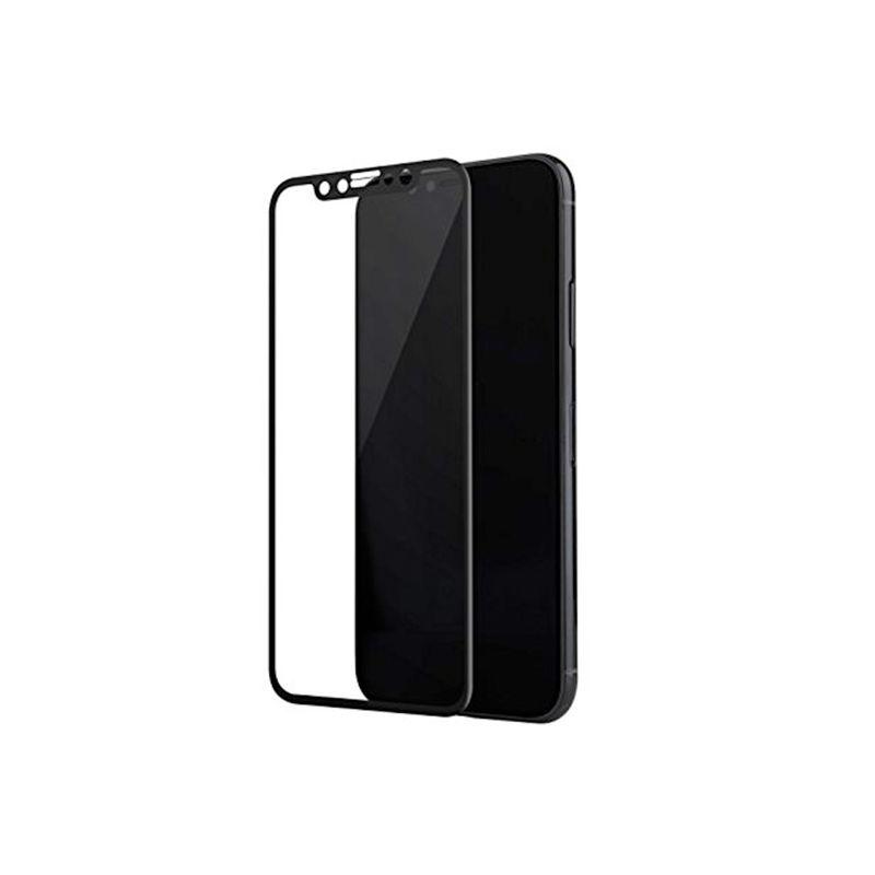 iPhoneX gebogen 3D-gehard glas bescherming  Beschermende films iPhone X - 1