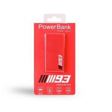 Power bank Marquez Rouge et Blanche