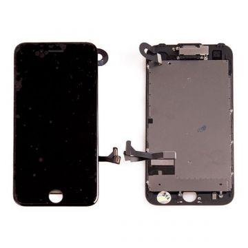 Volledig scherm geassembleerd iPhone 7 zwart 1e kwaliteit