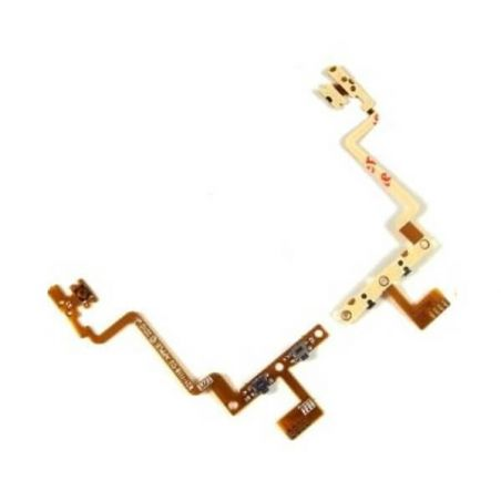 Achat Nappe de bouton Power et Volume iPod Touch 4 PODT4-063